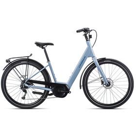 ORBEA Optima E40 Elcykel City blå
